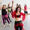 Belly Dance Fitness Classes