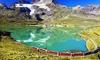 STE - Adrastea Viaggi - St. Moritz: Bus A/R e 1 biglietto per il Trenino Rosso del Bernina da Tirano diretto a Saint Moritz per adulti o ragazzi