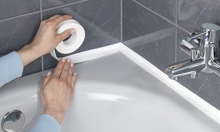 Cinta impermeable para baño