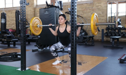crossfit deals mississauga