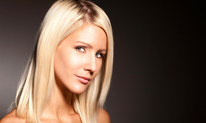 Truly Great United Kingdom - Multiple Locations: CocoChoco Keratin Straightening with Option for Haircut and Styling at Truly Great United Kingdom (Up to 61% Off)