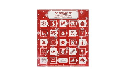 One or Two Airpure Tealight Advent Calendars from £7.99