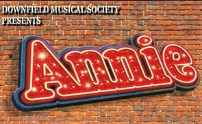 Downfield Musical Society Presents Annie at The Whitehall Theatre: Annie on 28 - 29 September at 7.30 p.m., Whitehall Theatre (Up to 50% Off)