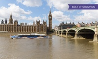 One-Day River Roamer: Child, Adult or Family Ticket with MBNA Thames Clippers, 18 November - 28 February (Up to 40% Off)