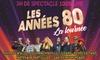 « Les Années 80 La Tournée » au Parc des Expos de Quimper