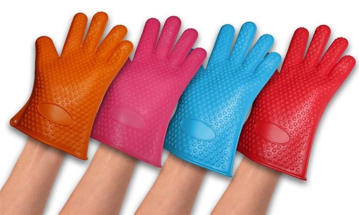 Heat Resistant Cooking Glove Groupon