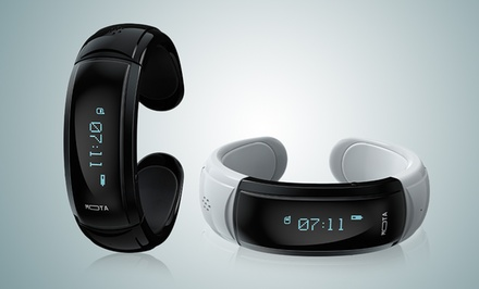 MOTA SmartWatch with Bluetooth in Black or White. Multiple Sizes Available.