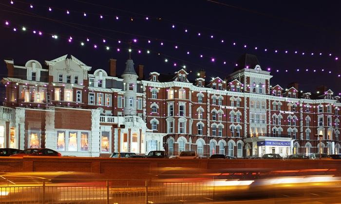 Imperial Hotel Blackpool Afternoon Tea