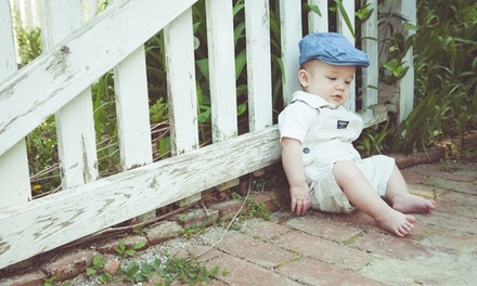 Photo Shoot Packages for Children, Seniors or Families at Travis Darnell Photography (Up to 78% Off)
