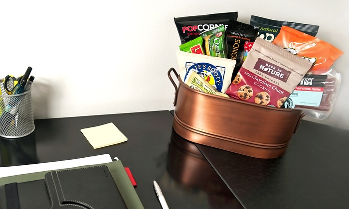 Snackease: One, Three, or Six Months of Healthy Snack Delivery from Snackease (Up to 52% Off)
