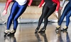 Southern California Speed Skating Association - Multiple Locations: One, Three, or Five Speed-Skating Lessons at Southern California Speed Skating Association (Up to 55% Off)