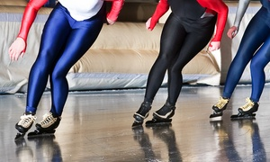 Southern California Speed Skating Association: One, Three, or Five Speed-Skating Lessons at Southern California Speed Skating Association (Up to 55% Off)