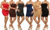 Women's Plus-Size Seamless Cami Dresses (2-Pack): Women's Plus-Size Seamless Cami Dresses (2-Pack)