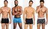 Five-Pack of Jockey Men's Trunks