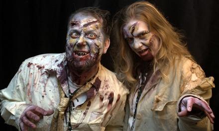 Entrada a Zombie Apocalipsis para zombie o superviviente el 28 de octubre desde 2,50 € en Loranca (Fuenlabrada)