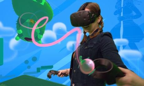 Sesión de realidad virtual para 2 o 4 personas desde 12,95 € en Evo Games Granada