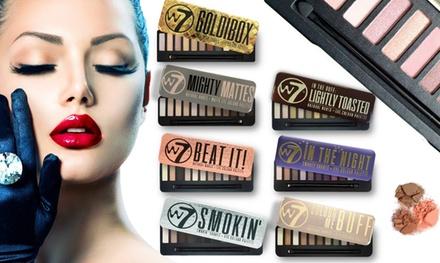 Palettes de maquillage W7 pour les yeux