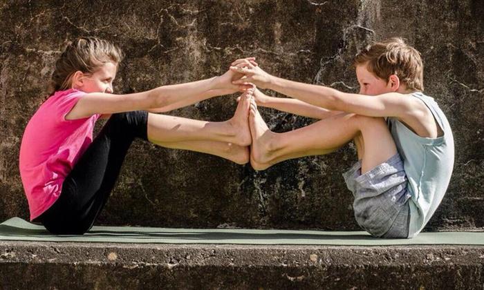 Wiggly Toes Kids Yoga - Sullivan's Island: Two Yoga Classes at Wiggly Toes Kids Yoga (60% Off)