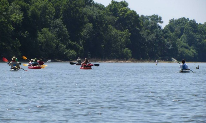 Carolina Outdoor Adventures - Columbia: $75 for $150 Worth of Kayaking — Carolina Outdoor Adventures