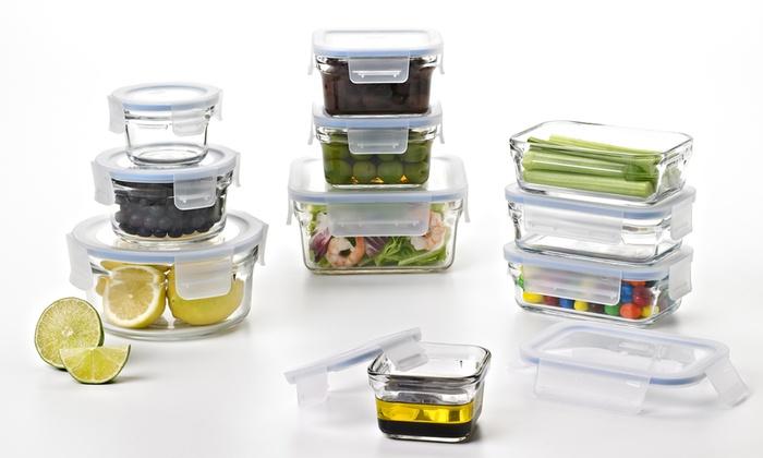 Superbe Up To 50% Off On Glasslock Food Storage Sets   Groupon Goods
