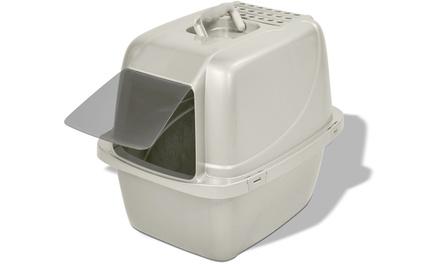 Van Ness Large Enclosed Odor Control Cat Litter Pan