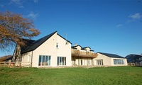 Scotland: 1 or 2 Nights for 2 with Breakfast or for Up To 10 with Use of Property and Facilities at High Brownmuir