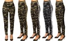 Women's Camouflage Leggings