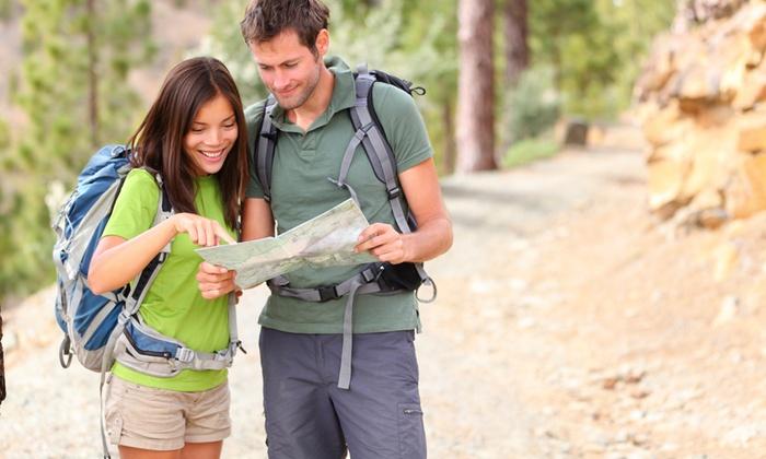Vivere Outdoor - Cisterna di Latina: Escursione sui Monti Lepini a scelta tra diversi circuiti per 2, 4 o 6 persone da Vivere Outdoor (sconto fino a 78%)
