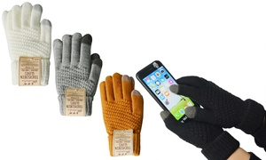 (Mode)  Gants tactiles ultra chauds -75% réduction