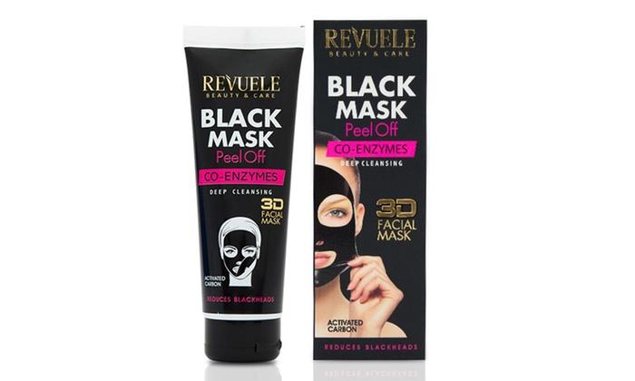 black peel off maske groupon goods. Black Bedroom Furniture Sets. Home Design Ideas
