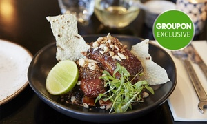 Little Jimmy: Three-Course Lunch or Dinner for One ($44), Two ($88) or Eight People ($352) at Little Jimmy (Up to $564 Value)