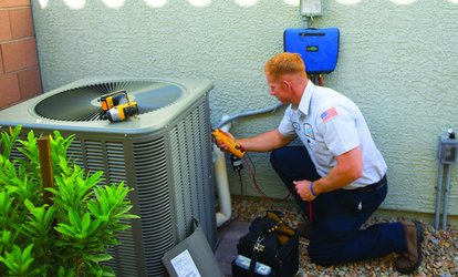 $35 for Air Conditioning or Heating Tune-Up from Sierra LLC Air Conditioning And Heating ($110 Value)