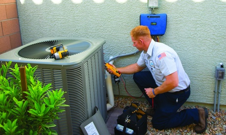 $35 for Air Conditioning or Heating Tune-Up from Sierra LLC Air Conditioning And Heating ($110 Value) 99aae156-3119-41c3-b6c0-5f987f64df88