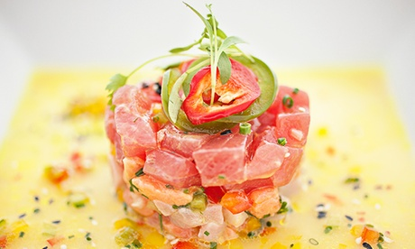 Latin American Cuisine at deseo (Up to 44% Off). Two Options Available. ba69bfc9-7d44-4c40-bd6a-6dea20c886f3