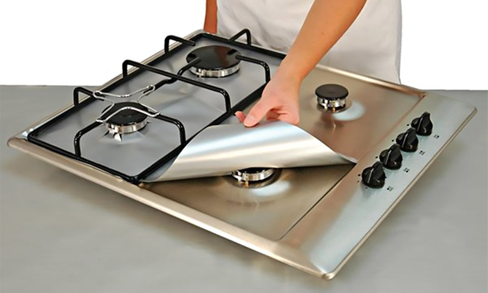 4, 8, 12 or 16 Stove Hob Protectors From £3.98