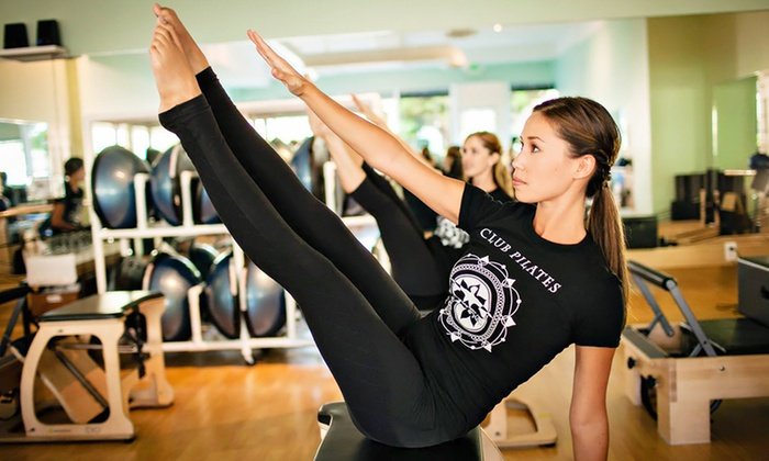 Club Pilates - MidTownSac: $59 for One Month of Unlimited Pilates Classes at Club Pilates ($149 Value)