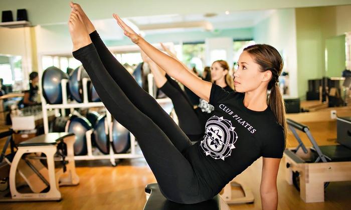 Club Pilates Studio - MidTownSac: $45 for Five Pilates Classes at Club Pilates Studio ($85 Value)
