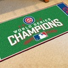 """30""""x72"""" MLB World Series Champs Chicago Cubs Runner Rug"""