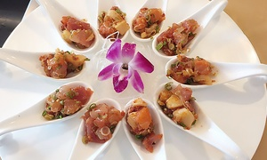 Iron Chef House: Sushi and Japanese Food for Two or Four at Iron Chef House (Up to 42% Off)