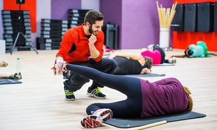 Abonnement d'1 mois de fitness illimité à 20 € chez Neoness