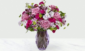 Up to 50% Off Flower Delivery and Gift Delivery from FTD.com at FTD.com, plus Up to 6.0% Cash Back from Ebates.
