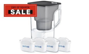 Brita Navelia Jug 2.3L with Four Filters