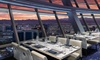 "20% Off ""Dinner in the Sky"" at Top of the World Restaurant"