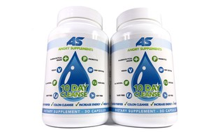 Angry Supplements 10-Day Cleanse (30 Capsules)