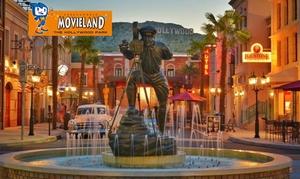 Movieland e Canevaworld: Movieland: pacchetto famiglia con 2 ingressi interi tutta la stagione più 2 ridotti sul Lago di Garda