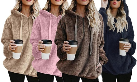 Womens Polar Sweater