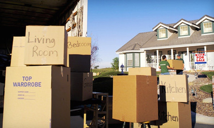 Here To There Movers - Scioto Trace: Two or Four Hours of Moving Services with One Truck and Two Men from Here To There Movers (Half Off)
