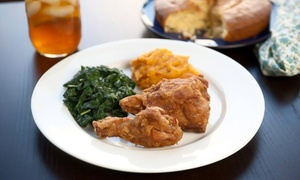 Up to 53% Off Southern Cuisine from Sisters of the New South  at Sisters of the New South , plus 6.0% Cash Back from Ebates.