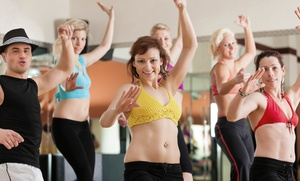 Dance 411 Studios: 12 or 24 Zumba Classes at Dance 411 Studios (Up to 92% Off)