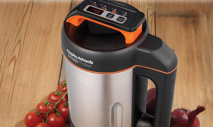 Morphy Richards Soup Maker | Groupon